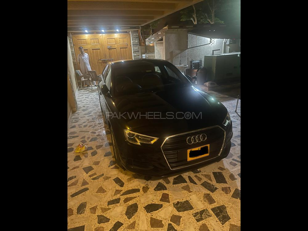 Audi A3 1.2 TFSI 2018 Image-1