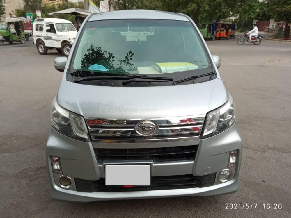 Daihatsu Move Custom L 2013 Image-1