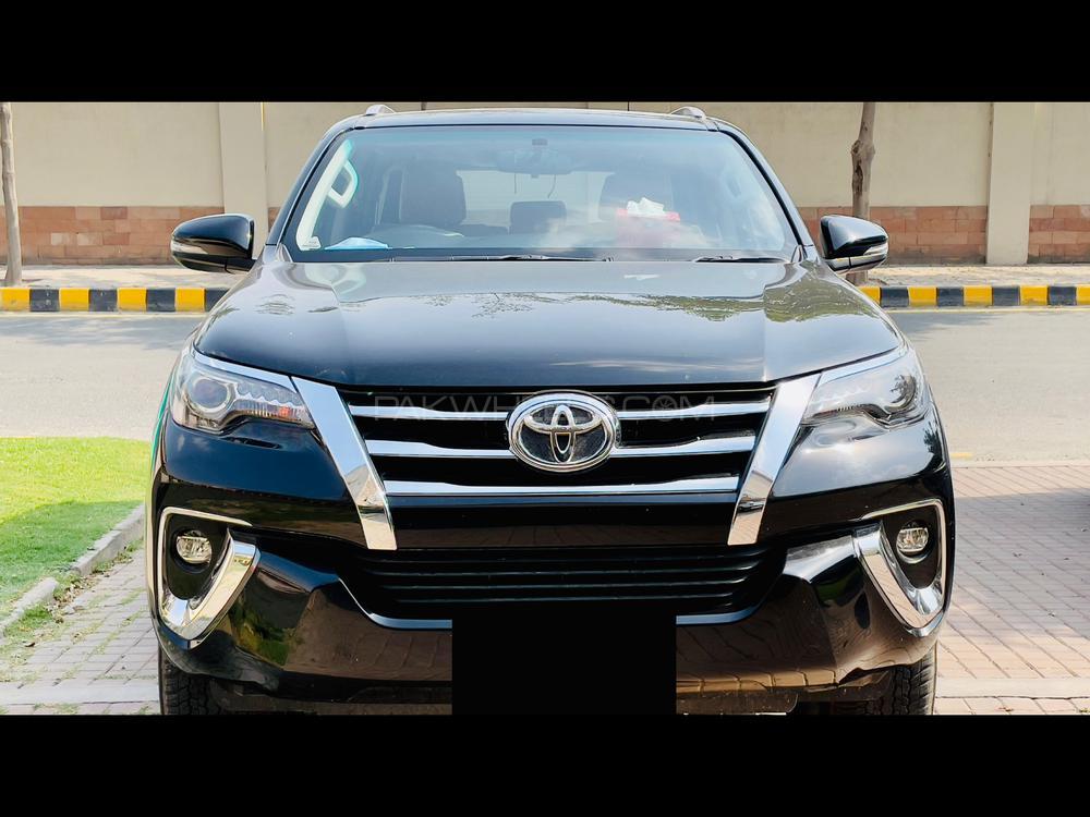 Toyota Fortuner 2.7 VVTi 2020 Image-1