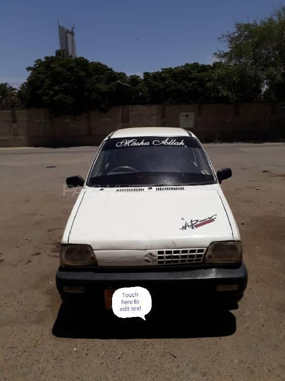 Suzuki Mehran VX (CNG) 1994 Image-1