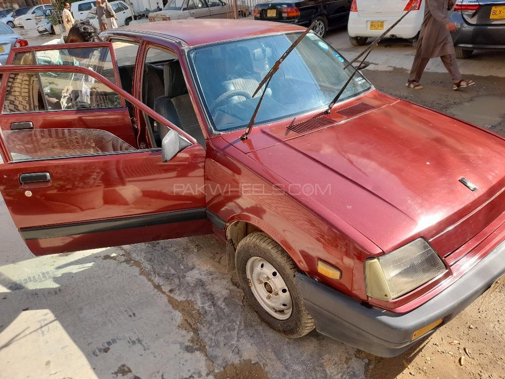 Suzuki Khyber Plus 1989 Image-1