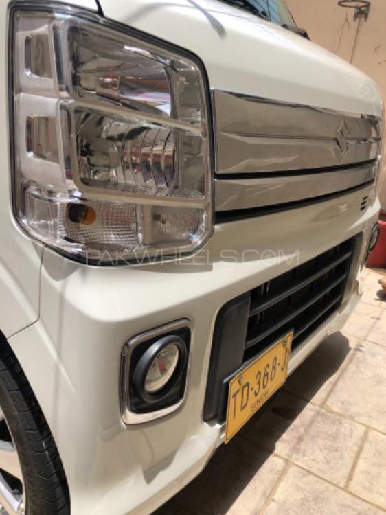 Suzuki Every Wagon PZ Turbo 2017 Image-1