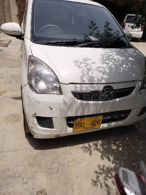 Daihatsu Mira Custom X 2010 Image-1