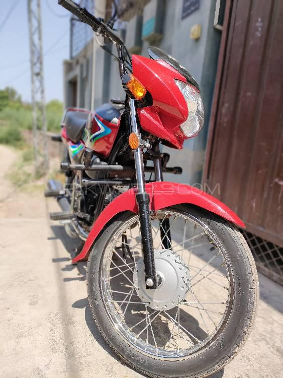ہونڈا پرائیڈور 2020 Image-1