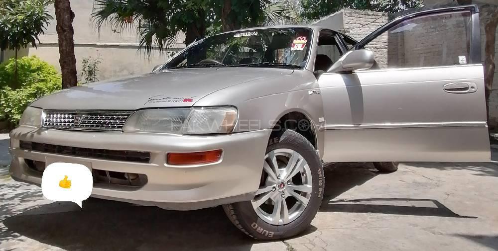 Toyota Corolla SE Limited 1992 Image-1