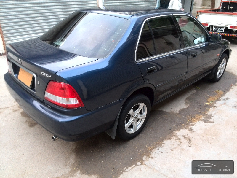 Honda City Exi S Automatic 2002 For Sale In Karachi