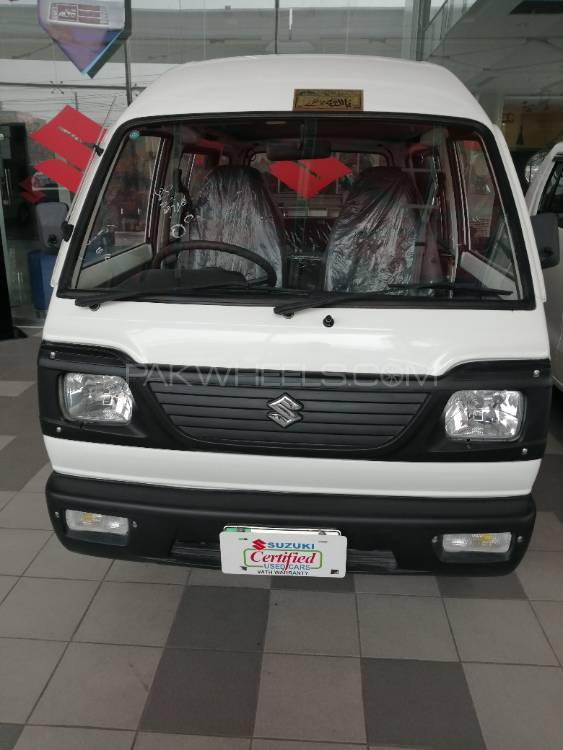 Suzuki Bolan VX Euro II 2021 Image-1