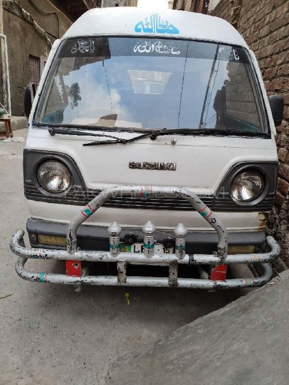 Suzuki Bolan VX (CNG) 1984 Image-1