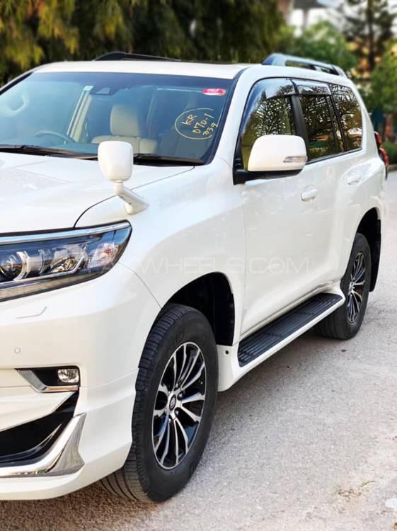 Toyota Prado TX L Package 2.7 2017 Image-1