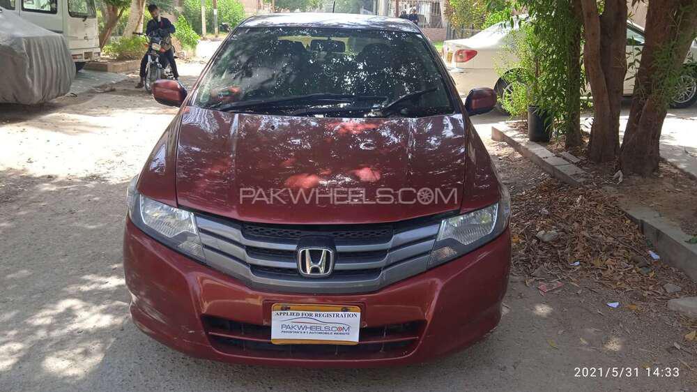 Honda City 1.3 i-VTEC Prosmatec 2013 Image-1