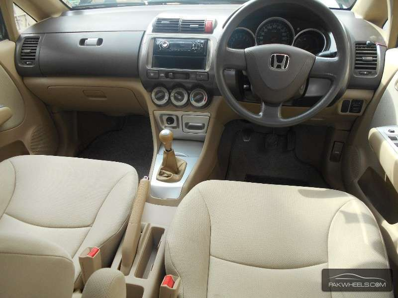 Honda City i-DSI 2008 Image-4