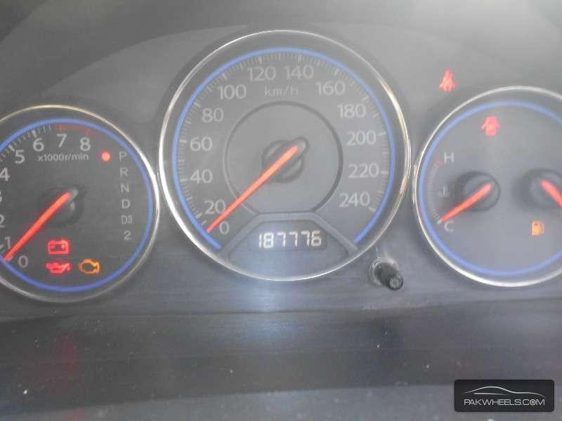 Honda Civic VTi Oriel Prosmatec 1.6 2004 Image-4