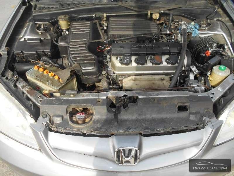 Honda Civic VTi Oriel Prosmatec 1.6 2004 Image-7