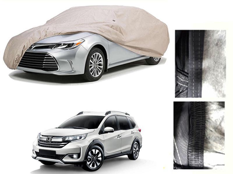 Honda BR-V 2017-2021 PVC Cotton Car Top Cover  in Karachi