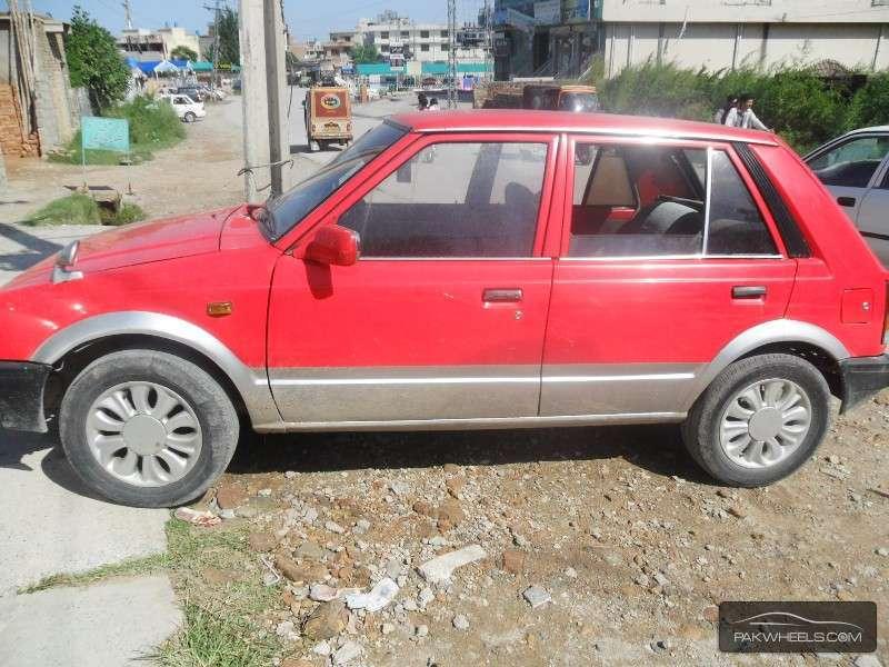 Daihatsu Charade 1983 Image-3