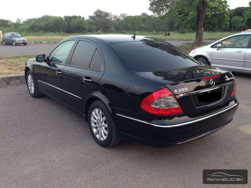 Mercedes Benz E Class E200 2008 For Sale In Islamabad