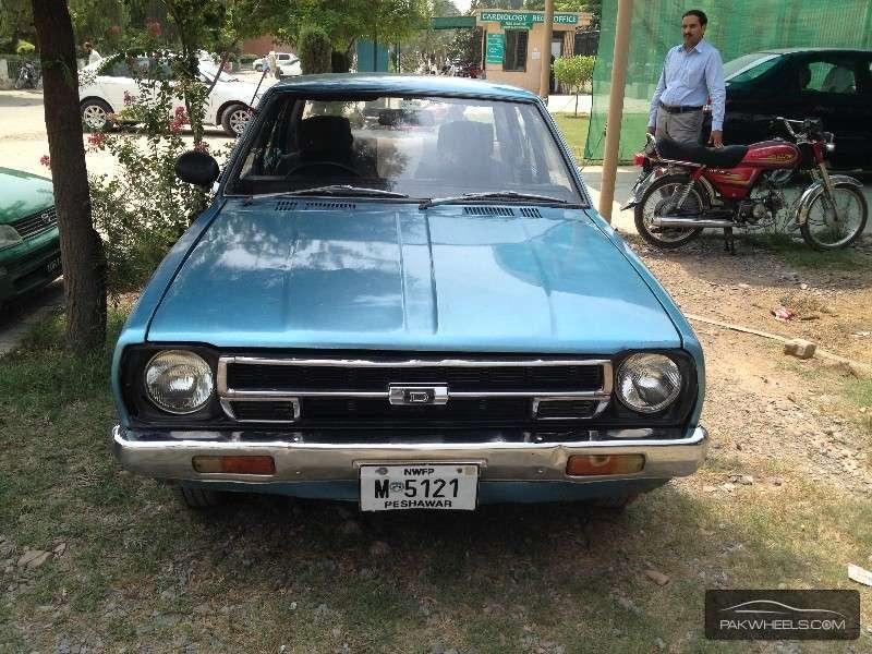 Datsun 120 Y 1979 for sale in Peshawar | PakWheels