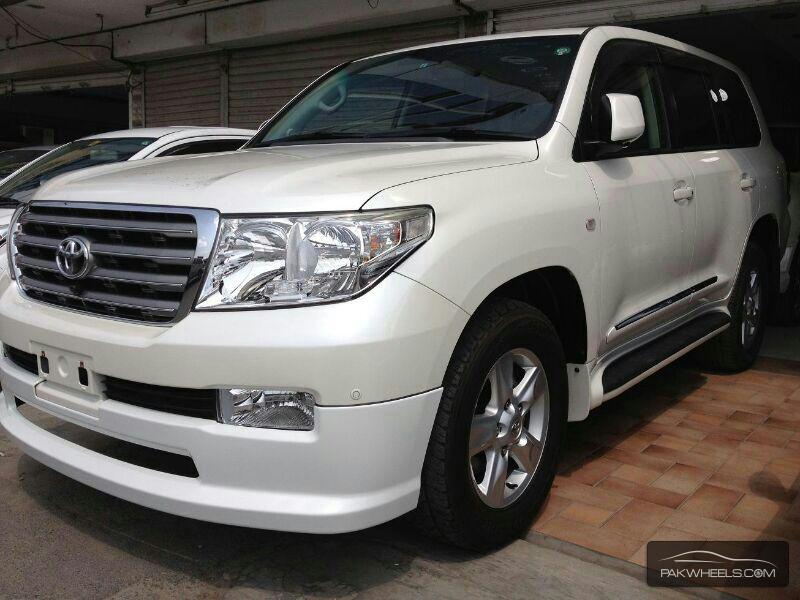 Toyota Land Cruiser 2008 for sale in Peshawar | PakWheels