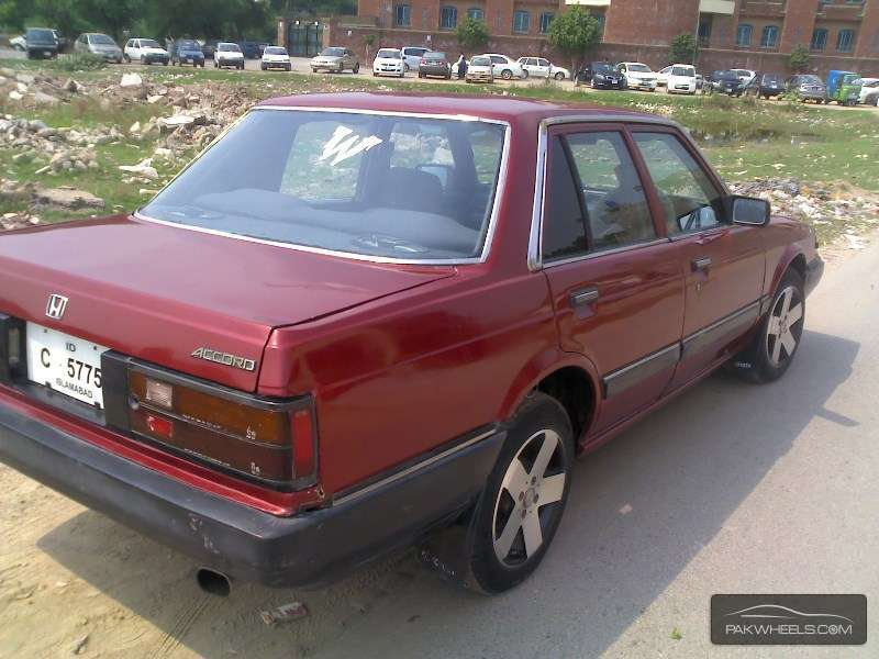 Honda accord 1983 for sale in lahore pakwheels for Used car commercial 1996 honda accord