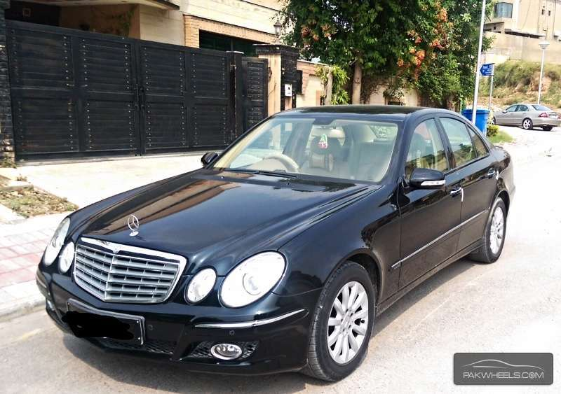 Mercedes benz e class e200 2008 for sale in islamabad for 2008 mercedes benz e350 for sale