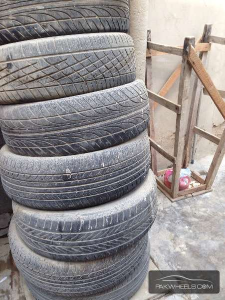 """13,14,15"""" used tyre available .  Image-1"""