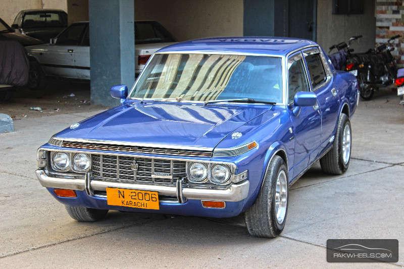Toyota Crown Royal Saloon 1974 Image-7