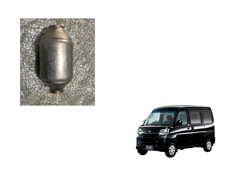 Daihatsu Hijet Catalytic Converter Set in Faisalabad