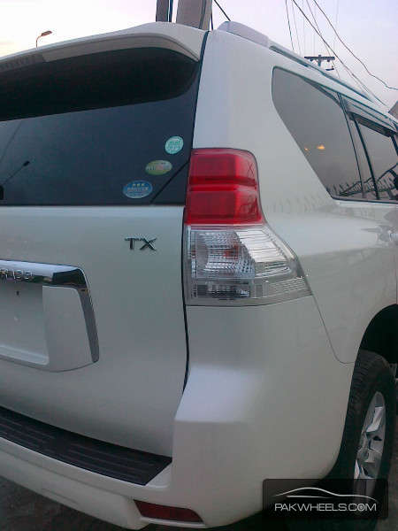 Toyota Prado TX 2.7 2009 Image-7