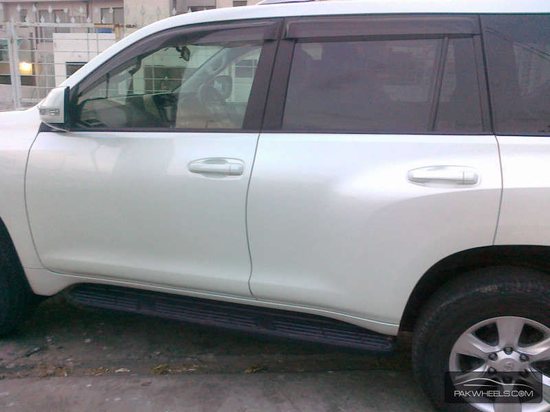 Toyota Prado TX 2.7 2009 Image-4