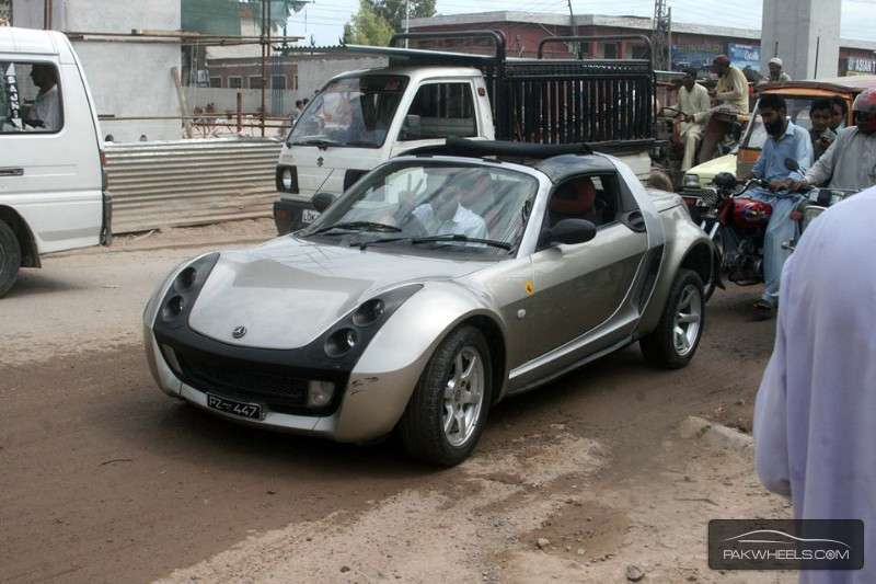 Mercedes benz smart 2004 for sale in rawalpindi pakwheels for Smart mercedes benz