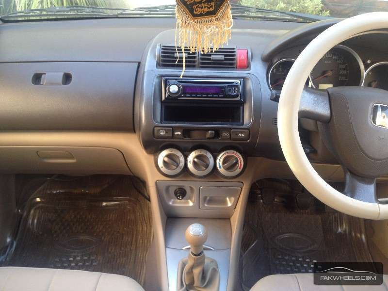 Honda City i-DSI 2008 Image-2