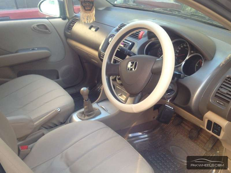Honda City i-DSI 2008 Image-3
