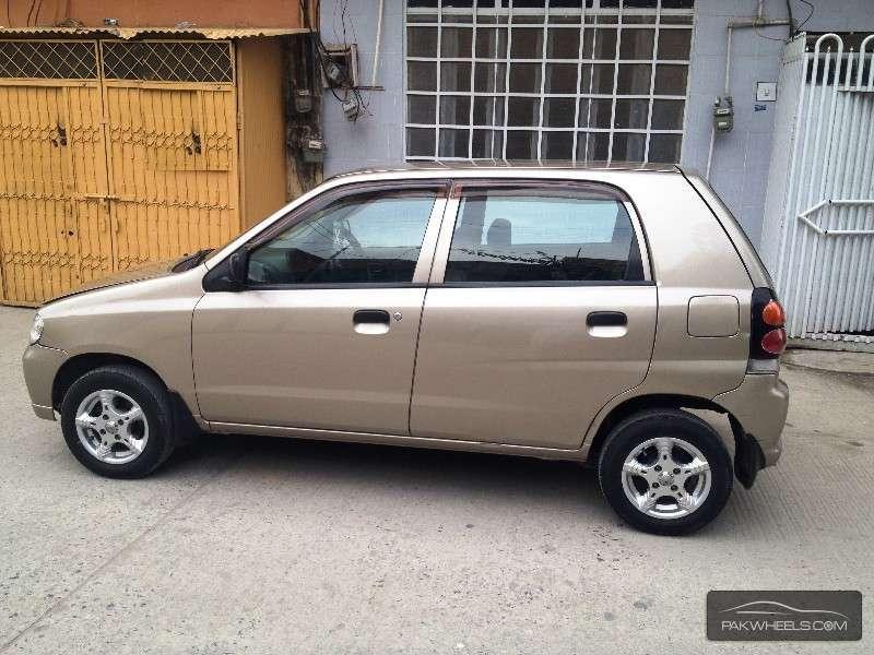 Suzuki Alto VXR (CNG) 2006 Image-2