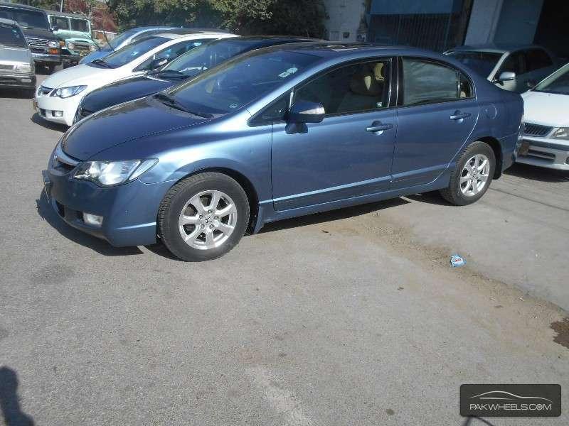 Honda Civic VTi Oriel Prosmatec 1.8 i-VTEC 2008 Image-2