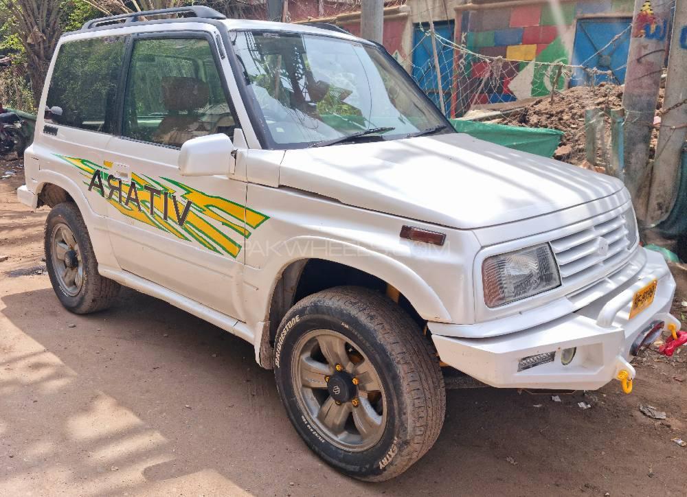Suzuki Vitara GL+ 1.6 1998 Image-1