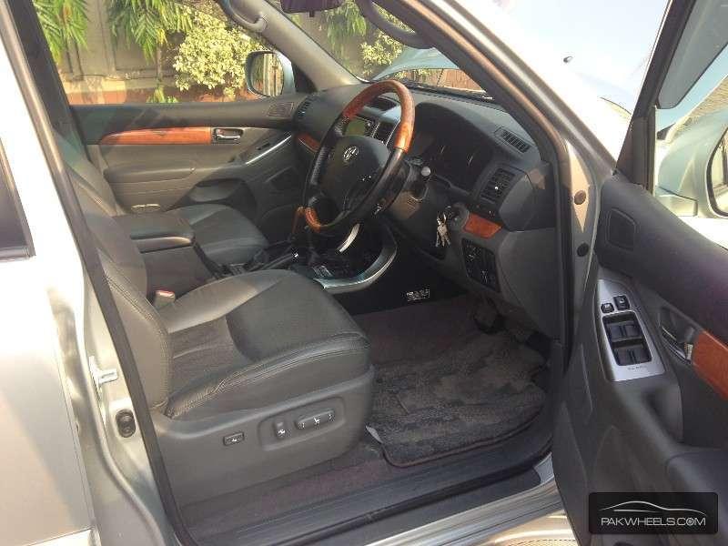 Toyota Prado TZ G 4.0 2007 Image-5