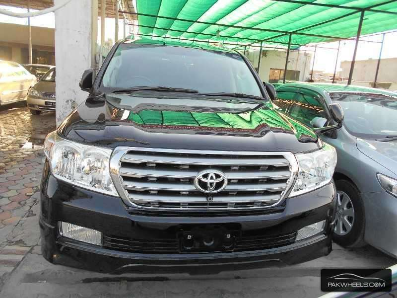 Toyota Land Cruiser 2008 Image-1