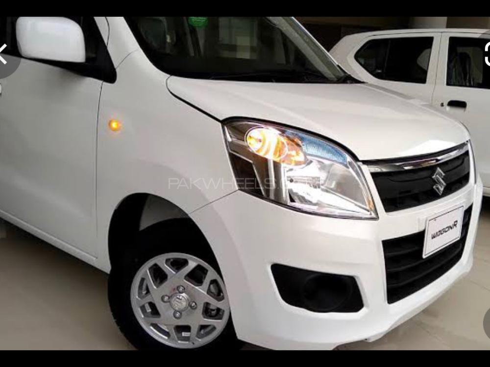 Suzuki Wagon R AGS 2021 Image-1