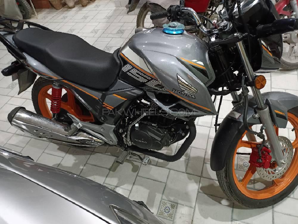 Honda CB 150F 2021 Image-1