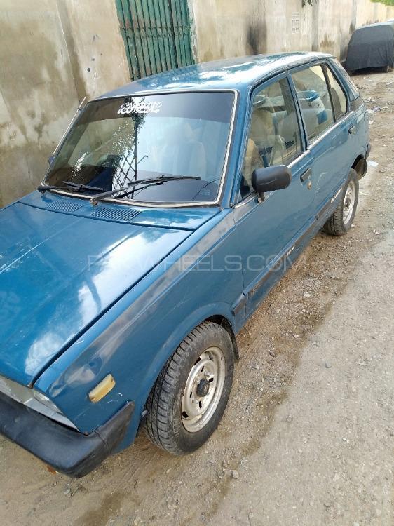 Suzuki FX 1996 Image-1