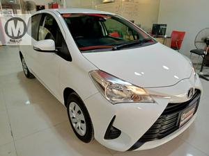 Used Toyota Vitz F 1.0 2019