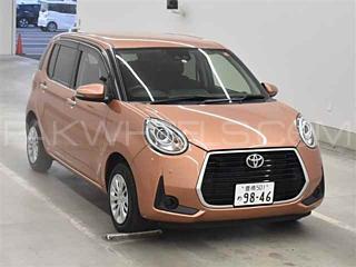 Toyota Passo Moda G 2019 Image-1