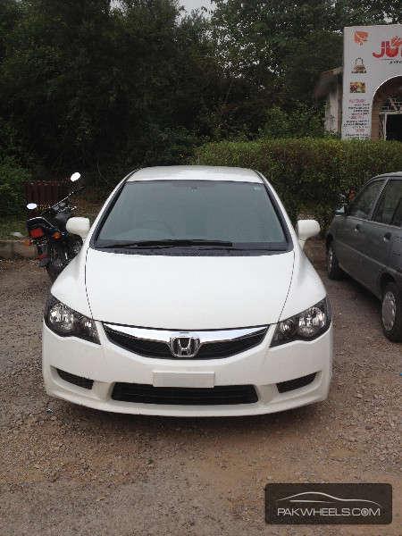 Honda Civic Hybrid MXB 2010 Image-1