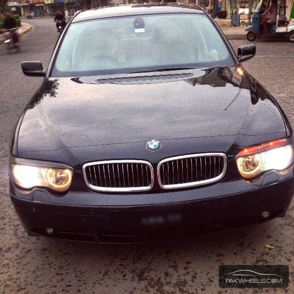 Used BMW 7 Series 730d 2004 Car For Sale In Lahore