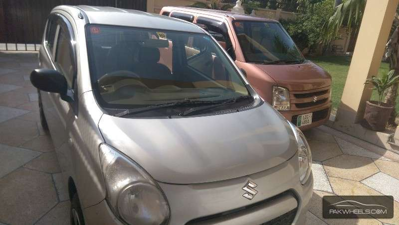 Suzuki Alto Eco 2010 Image-1