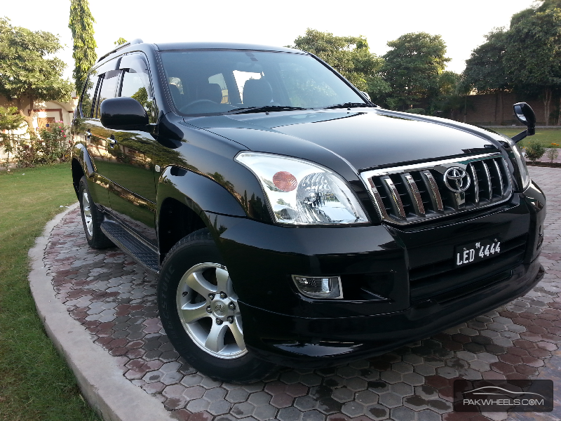 Used Toyota Prado TX Limited 2005 Car for sale in Lahore - 997423