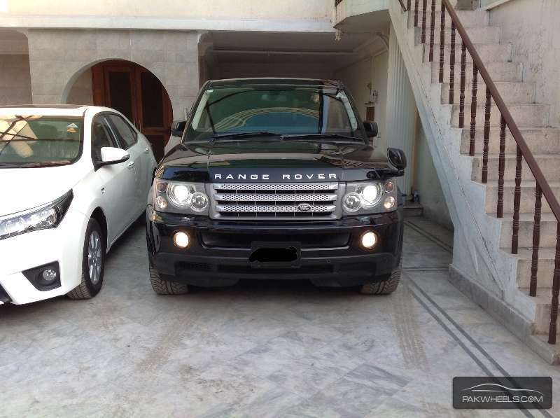 Range Rover Sport Supercharged 4 2 V8 2006 For Sale In