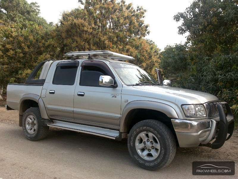 Used Toyota Hilux Tiger 2004 Car For Sale In Karachi