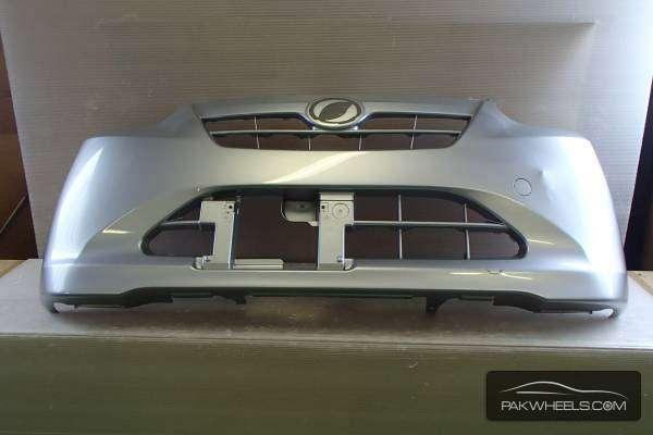 daihatsu mira es front bumper Image-1