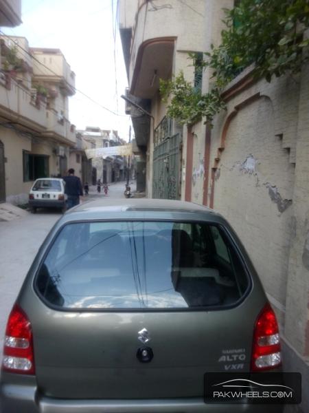 Suzuki Alto VXR (CNG) 2011 Image-8